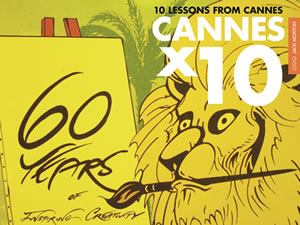 10 Lessons from Cannes