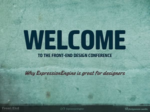 Why ExpressionEngine is Great for Designers