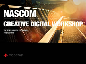 Creative Digital Workshop