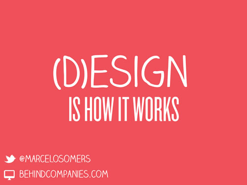 DESIGN IS HOW IT WORKS PDF