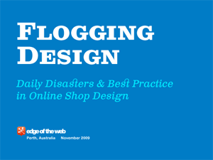 Flogging Design