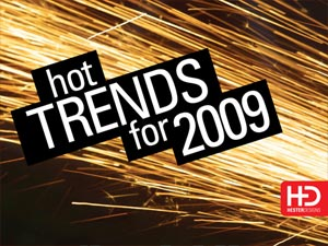 Hot Trends 2009