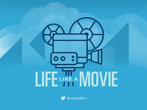Life Like a Movie | Note & Point