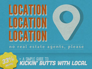 Location, Location, Location: No Real Estate Agents, Please