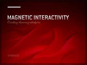 Magnetic Interactivity: Creating Charming Interfaces