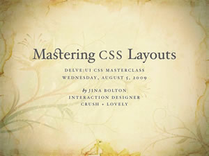 Mastering CSS Layouts