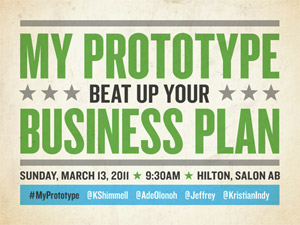 My Prototype Beat Up Your Business Plan