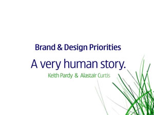 Nokia Brand & Design Priorities