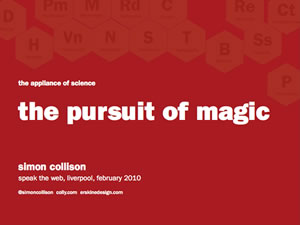 The Pursuit of Magic