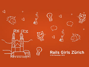Rails Girls Zürich