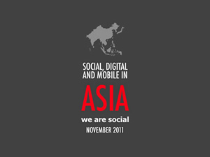Social, Digital, and Mobile in Asia