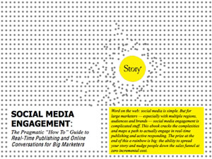 Social Media Engagement eBook by Story Worldwide