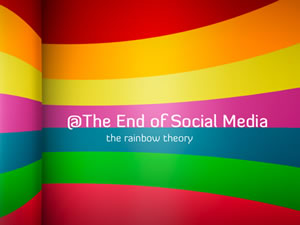 Social Media: The Rainbow Theory