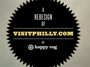 A Redesign of visitphilly.com