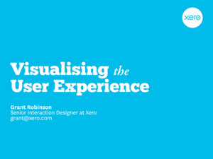 Visualizing the User Experience