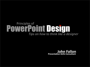 Principles of Powerpoint Design: Working With Layout Grids.