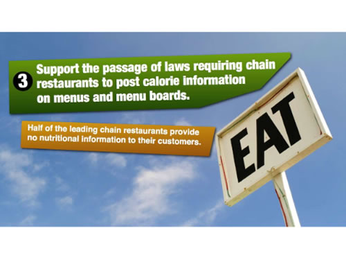 http://www.slideshare.net/garr/sample-slides-based-on-food-inc
